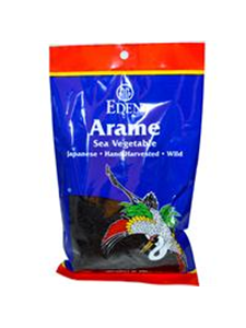 Eden Foods, Arame Sea Vegetable, 2.1 oz (60 g)