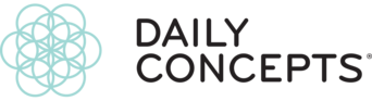 Daily Concepts, Your Facial Mini Scrubber, Gentle, 1 Scrubber