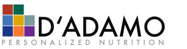 D'adamo, Genoma Nutritionals, Intrinsa, 120 Veggie Caps